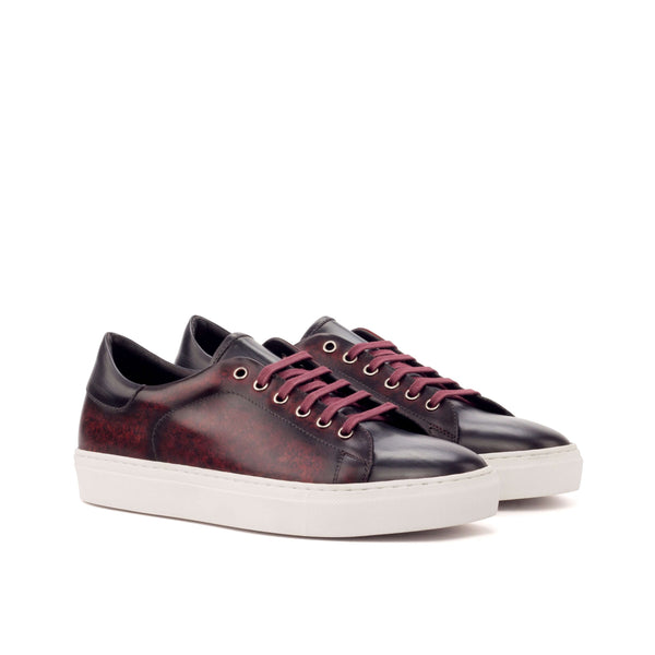 Abril Trainer Patina Sneaker - Q by QS