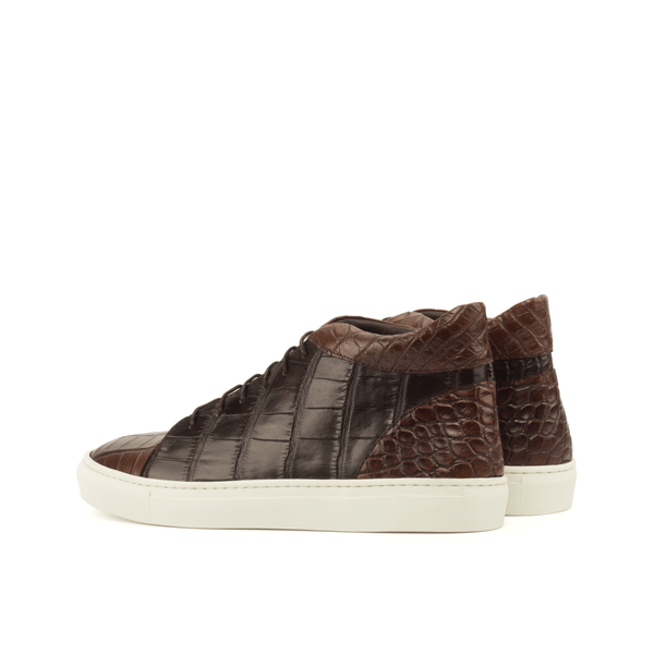 Willy Alligator high top sneakers