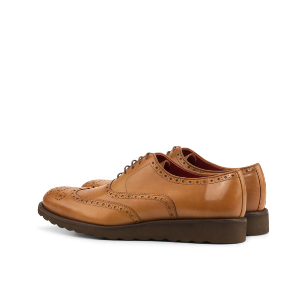 FB02 Full Brogue - Q by QS