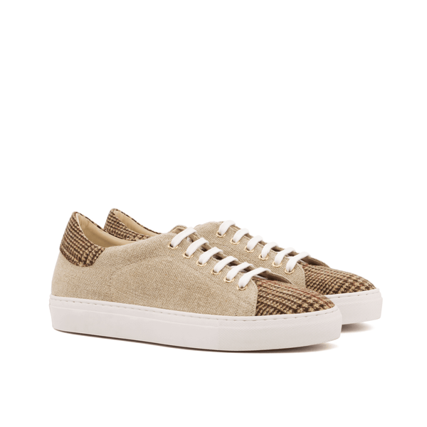 Beghoso Trainer Patina Sneaker - Q by QS