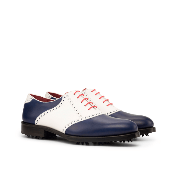 Murciano saddle golf shoes - Q by QS