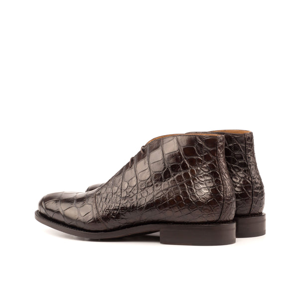 Gates Alligator Chukka boots - Q by QS
