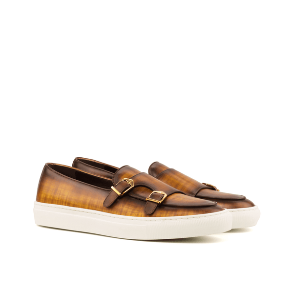 Aelred patina monk sneaker