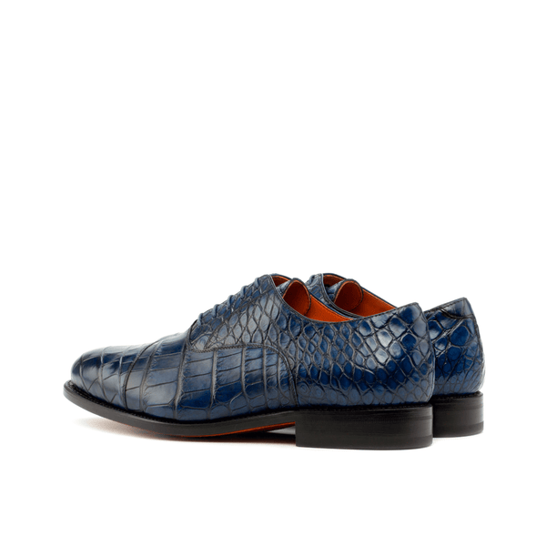Brio Alligator Oxford Shoes - Q by QS