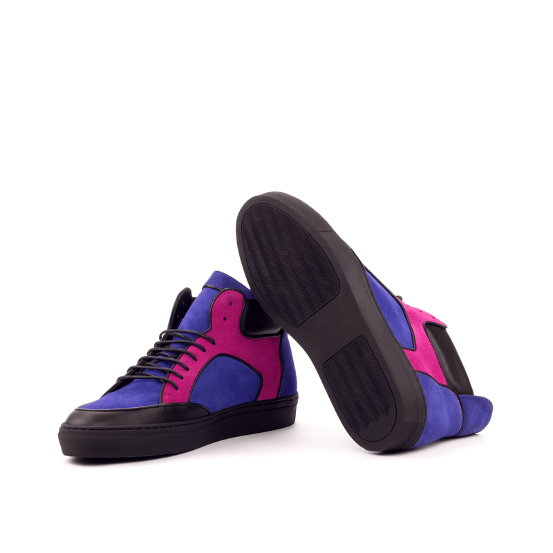 Cass High Top Sneakers - Q by QS