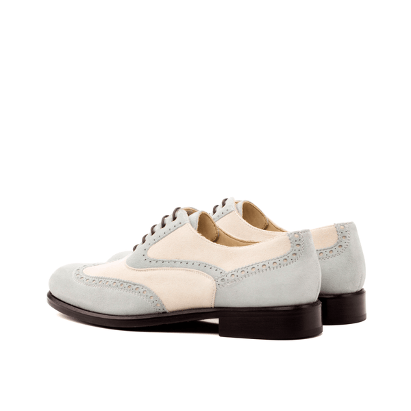 Guda Ladies Oxford Shoes - Q by QS