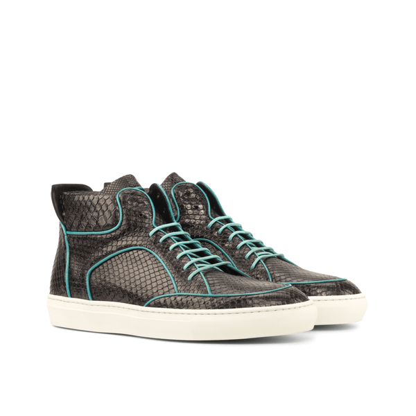 NYC High Top Sneakers - Q by QS