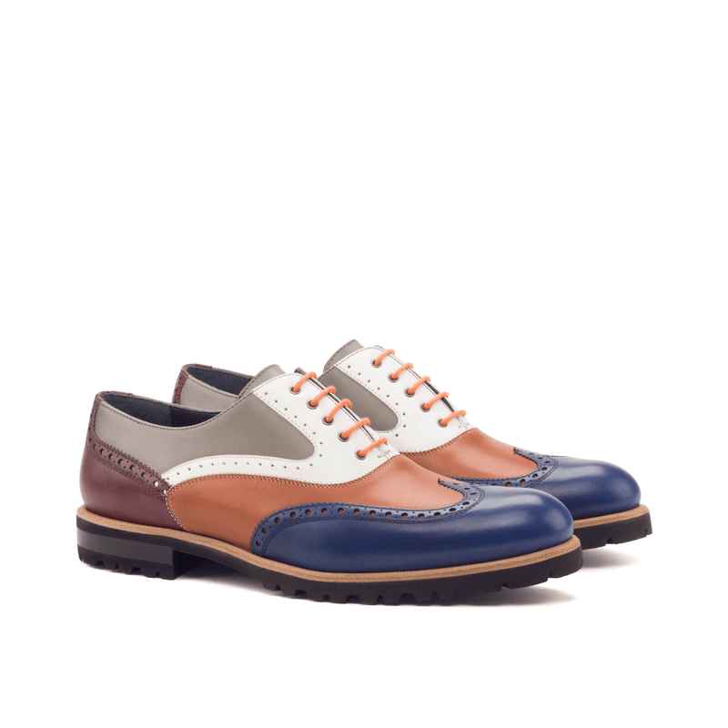 Eleanor Ladies Full Brogue - Q by QS