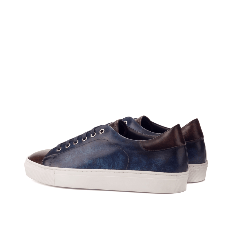 Cyprian Trainer Patina Sneaker - Q by QS