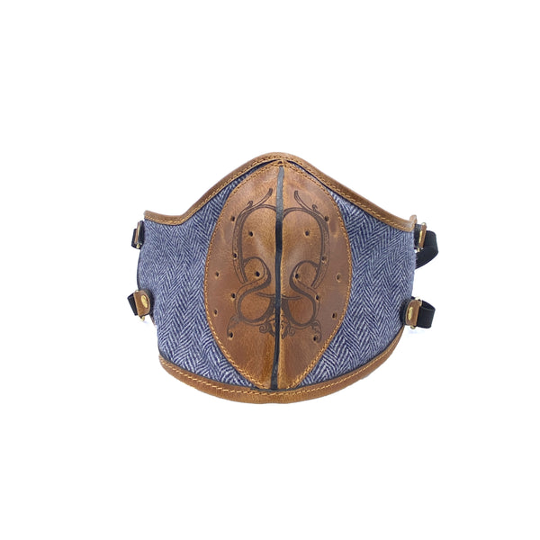 Lizon Herringbone Mask - Q by QS