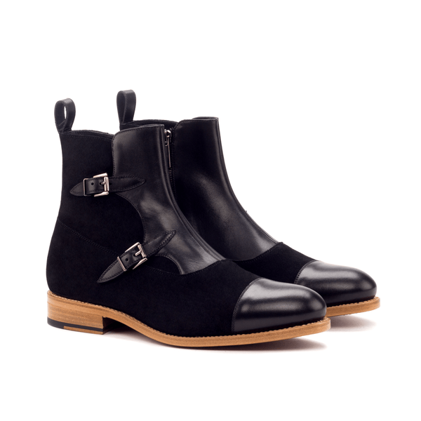 Luther Octavian Boots - Q by QS