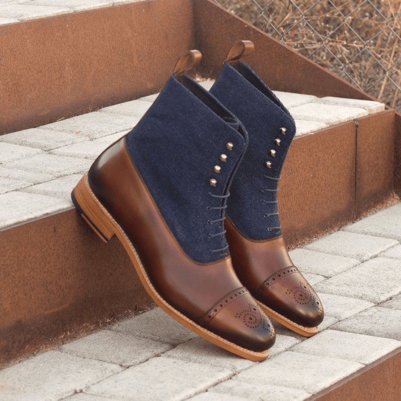 Luciano Balmoral Boots - Q by QS