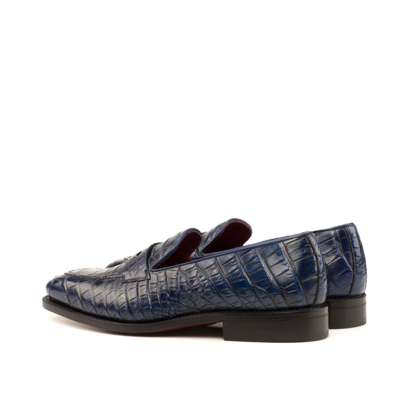 Lvl Alligator Loafers