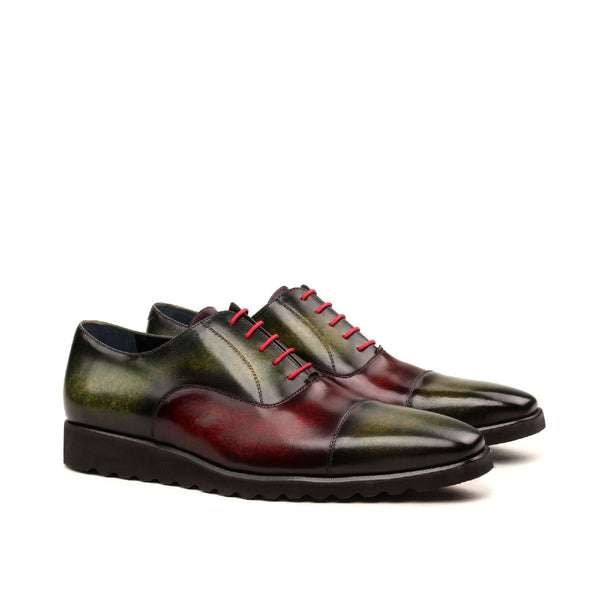 Tice Oxford patina Shoes
