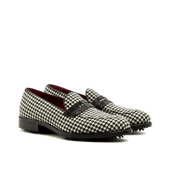 Maklak loafer golf shoes