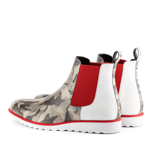 Nezarr II Chelsea Boots - Q by QS