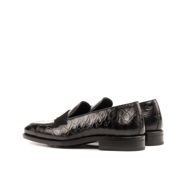 Mark Alligator Loafers