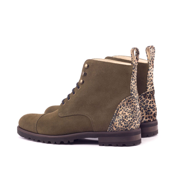 Layal Ladies Captoe boots