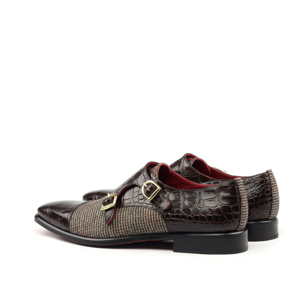 Peter Double Monk Croco - Q by QS
