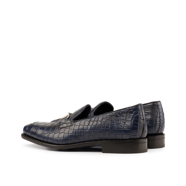 Daurud Alligator Loafers