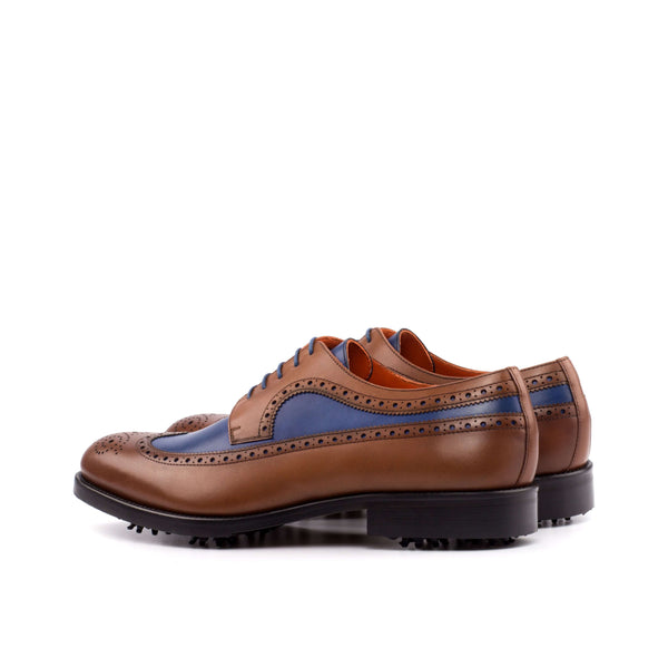 Andy Long Blucher golf shoes