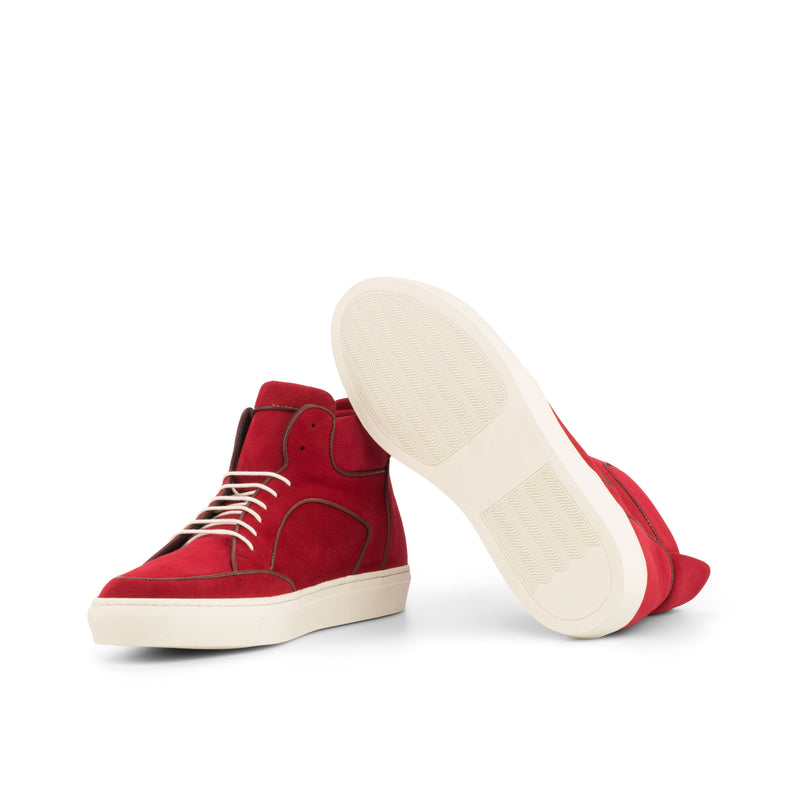 Livonia High Top Sneakers - Q by QS