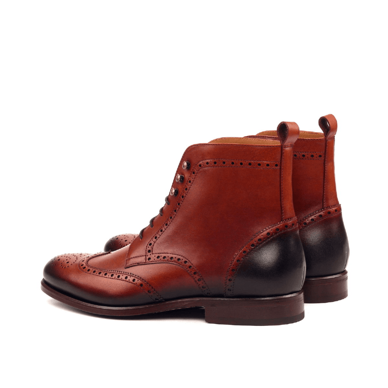 Timon Military Brogue Boots