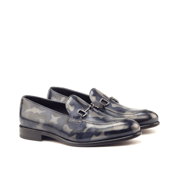 Andrew Camo Loafers