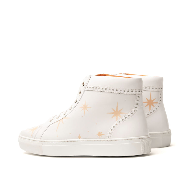 Rosalia Ladies High Top Sneaker