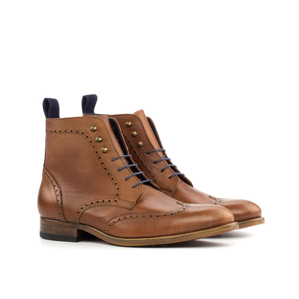 Y03 Military Brogue Boots