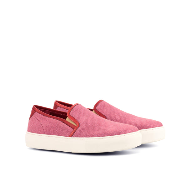 Jewlz91 Ladies Slipon Sneakers - Q by QS