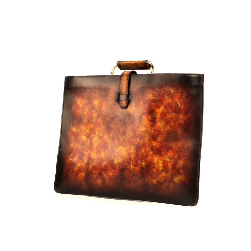 Raging Satchel Patina Bag