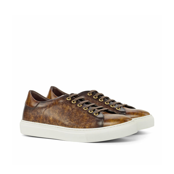 Robio Trainer Patina Sneakers - Q by QS