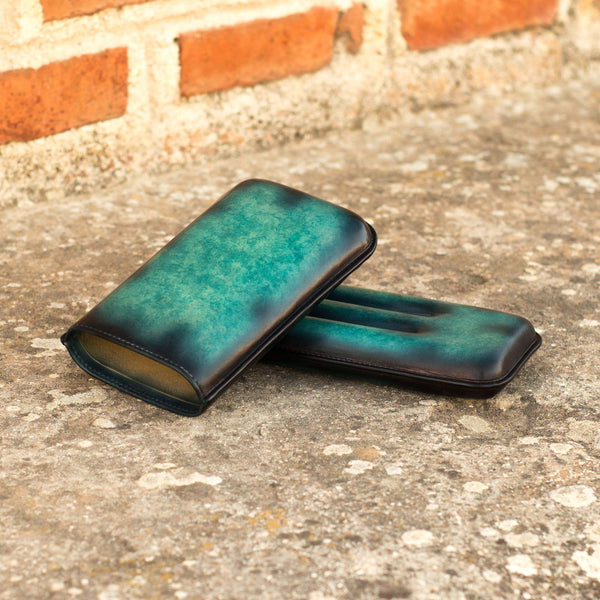 Chico Double Cigar Case - Q by QS