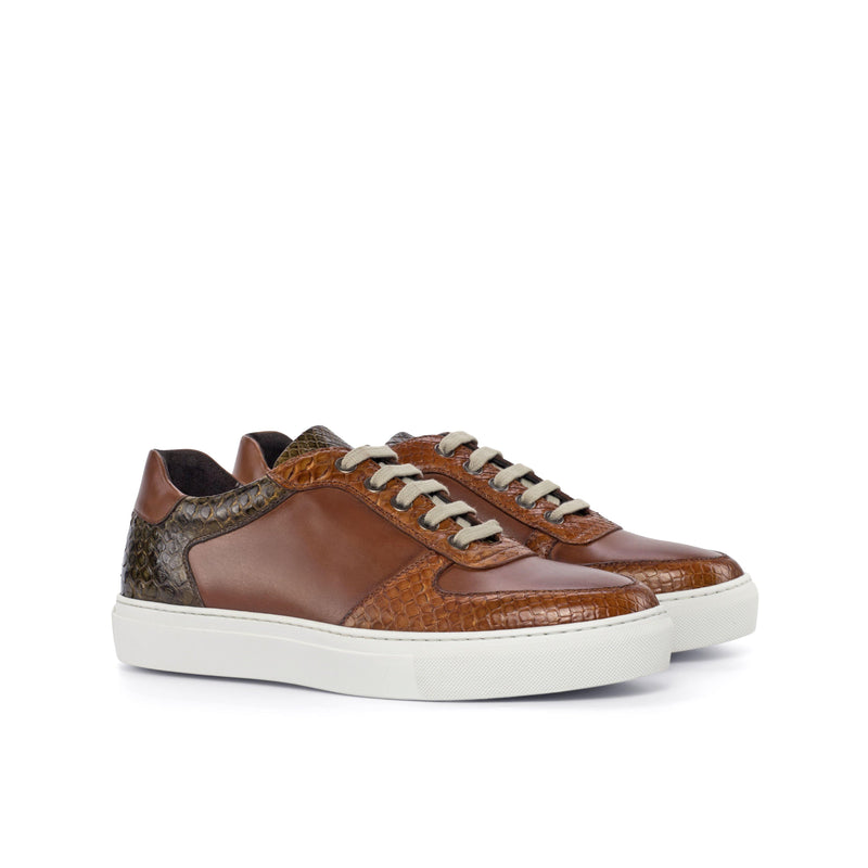 Windel Python Low Top Sneaker - Q by QS