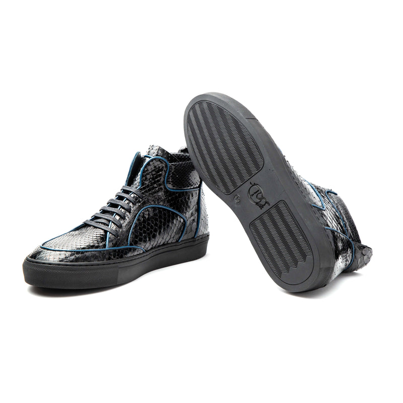 Dtown High Top Sneakers - Q by QS