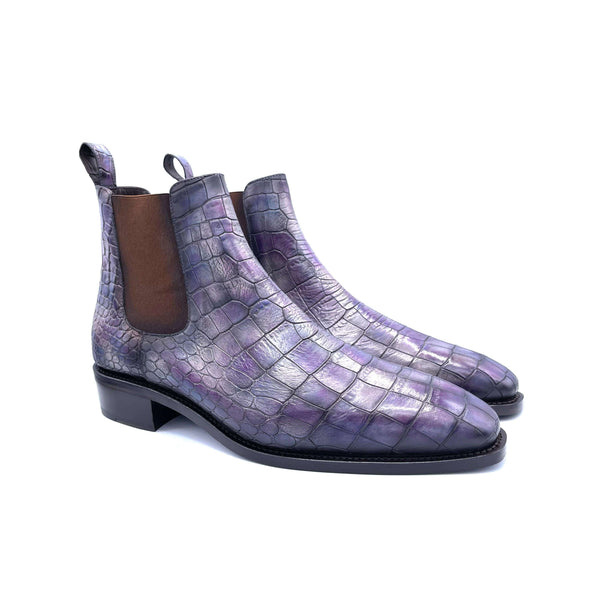 Alexandrio Patina Chelsea Boots - Q by QS