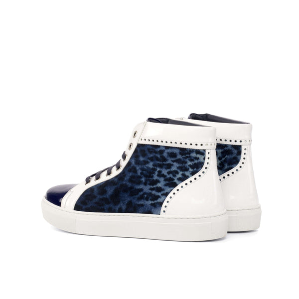 Betty Ladies High Top Sneaker - Q by QS