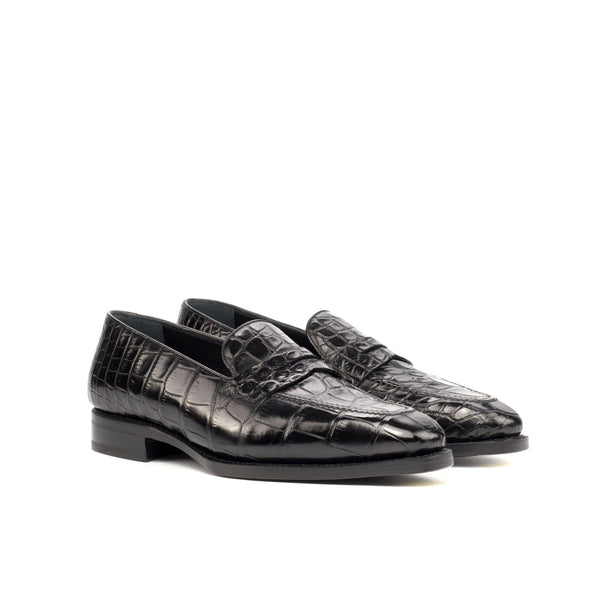 Smith Alligator Loafers - Q by QS