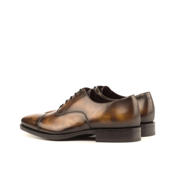 Jeriko Oxford Patina Shoes