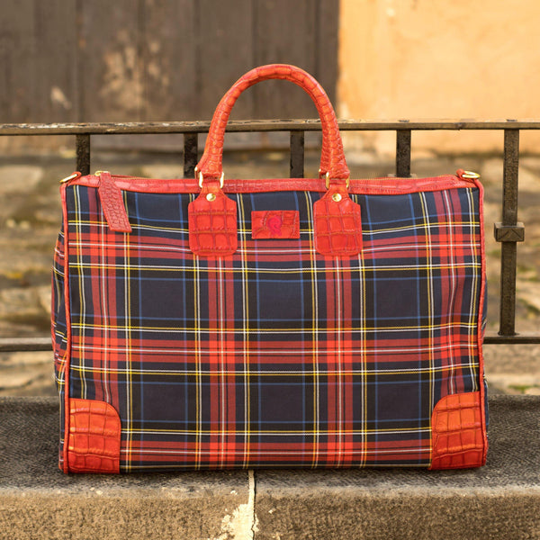 Holland Weekender bag - Q by QS