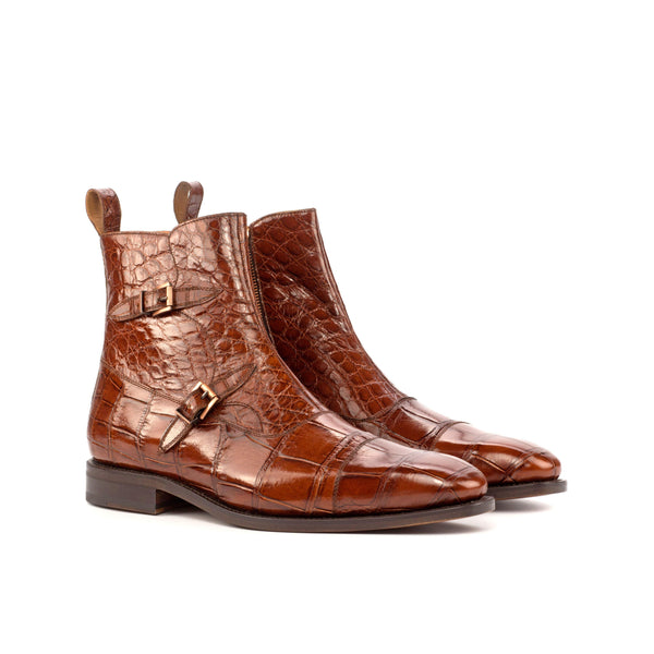 Mantus Octavian Alligator Boots - Q by QS