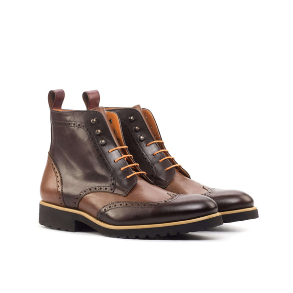 CL89 Military Brogue Boots