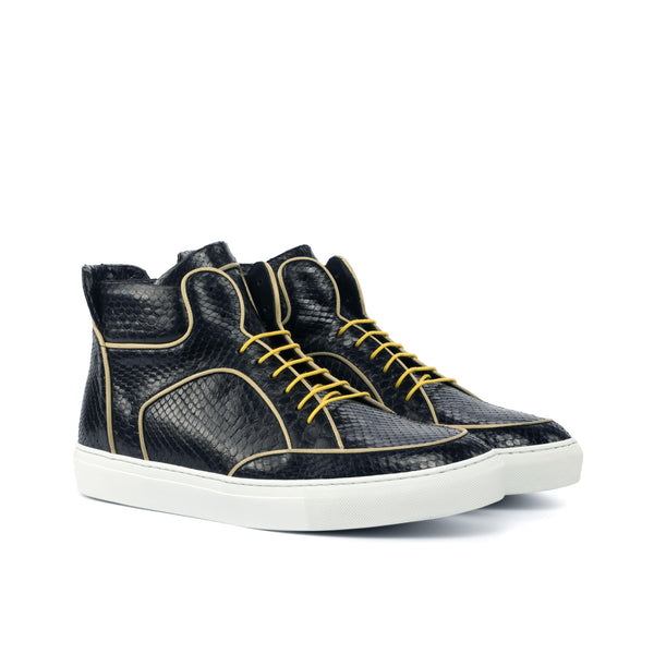 Flash Python High Top Sneakers