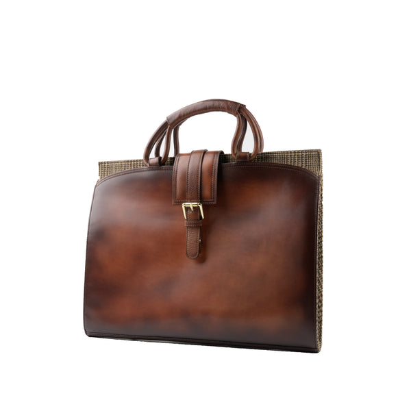 London briefcase - Q by QS