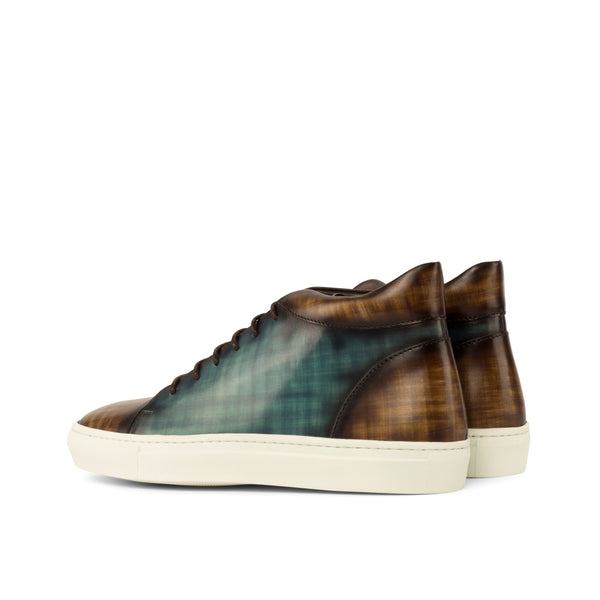 Elano Patina high top sneakers