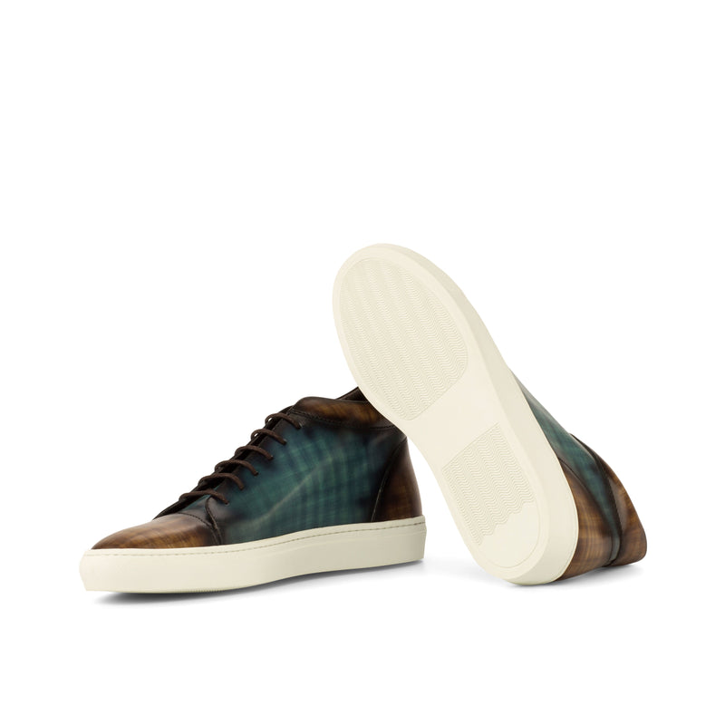 Elano Patina high top sneakers - Q by QS