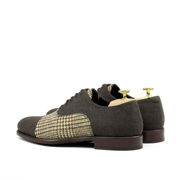 Azzedine Oxford Shoes - Q by QS