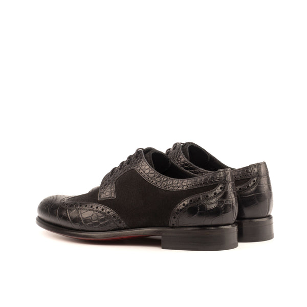 Ema Ladies Derby Wingtip - Q by QS