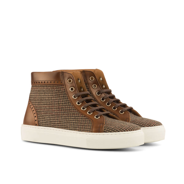 Quin Ladies High Top Sneaker